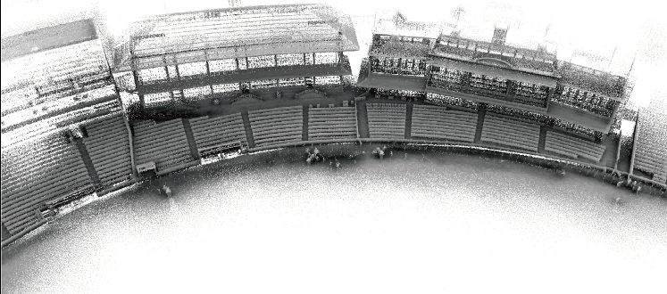 客導線、スタジアムの設計とマーケティング